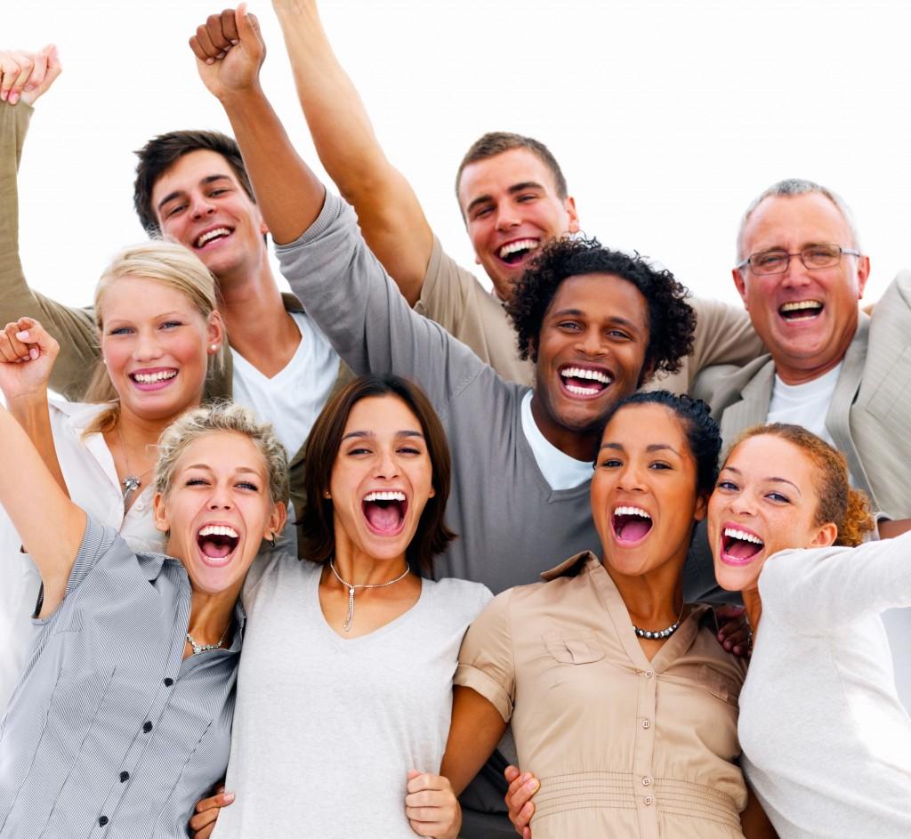 Мотивация сотрудников, тренинги личностного роста, успешная команда